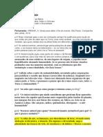 2.1. 11 de Março de 2021 - Fichamento - KRENAK, A.