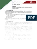 Atividade Individual (AI) - Mercado Financeiro