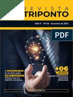 REVISTA TRIPONTO - EDIÇÃO DE FEVEREIRO