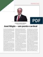 """""""José Régio – Um Ponto Cardeal"""", artigo publicado no jornal """"As Artes Entre as Letras"""" de 28.07.2021"""