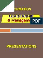 Formation en Leadership Hamath BA