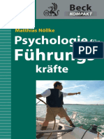 Psychologie für Führungskräfte