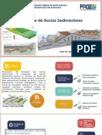 Aula 1 - Apresentação e Classificação das bacias com base na tectônica de placas