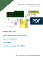 Projet électronique _ Capacimètre Numérique à base du microcontrôleur PIC16F877A
