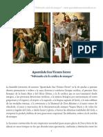 ApostoladoSVF-SituacionActual