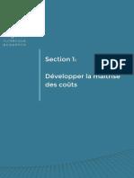 Développer La Maitrise Des Couts