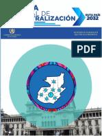 Agenda Nacional de Descentralizacion