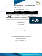 Plantilla Fase 3 - Validación del modelo de negocio -final