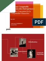 Cadre Conceptuel Systeme Comptable Tunisien