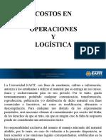 1 - Costos en Logística y Operaciones