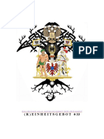 (R)EINHEITSGEBOT #33 - DAS (R)EINE VOLK (2)