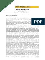 APROFUNDAMENTO BIOLOGIA 01