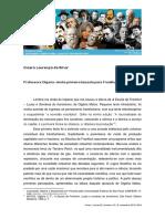 22_Cicero-Lourenco-da Silva_Professora-Olgaria-primeira-bussola_limiar-vol5-nr10-2sem2018