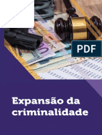Livro Expansao Da Criminalidade