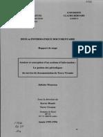61439-analyse-et-conception-d-un-systeme-d-information-la-gestion-de-periodiques-du-service-de-documentation-de-terre-vivante de