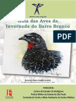 Guia Das Aves Da Invernada Do Barro Branco (SP) - 2010