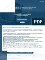 Informe IDIMA