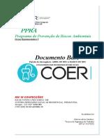 KM 10 CONFECÇÕES PPRA 2021