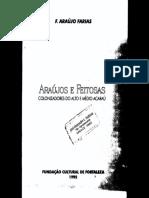 Araújos e Feitosas Colonizadores do Alto e Médio Acaraú - F. Araujo Farias