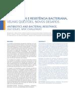 Resist Enc i a Bacterian A