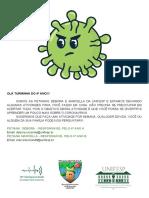 Coronavírus 4º ANO