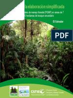Guia_para_la_elaboracion_simplificada_bosque_secundario EL SALVADOR