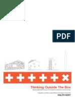 Understanding Swiss national identity through recent architecture in the Graubunden
