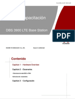 DBS3900 LTE Trainning (manual de instalacion)