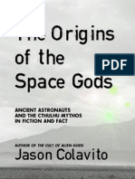 The Origins of the Space Gods