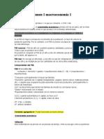Resumen materia macroeconomía 1