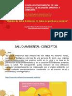 3 Salud Ambiental -Ing Raul Fernandez