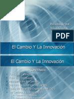 El Cambio Y La Innovación