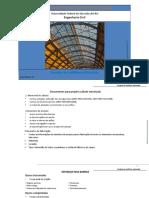 1 3a  - Projetos de edifídios industriais