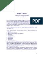 Regulamento Série A 1 - 2011