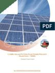 Solar PV Thin Film DPR
