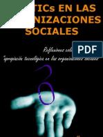 Las TICs en las Organizaciones Sociales - 2011