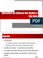 PCS 5787 - BigData e DataSciernce -  Introdução - 2020