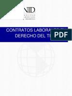 Ensayo de contratos laborales