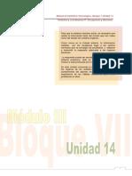 Unidad 14 m3 Cite