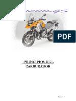 PRINCIPIOS DE LA CARBURACION
