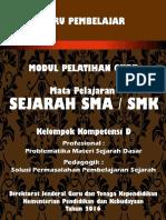 Modul Sejarah KK D GP