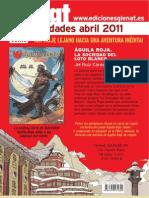 Novedades Glénat - Abril 2011 salón del cómic