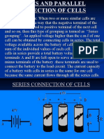 cells connection