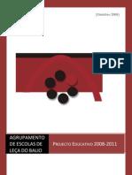 PEA 2008-2009