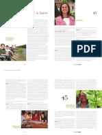 5º Artigo - Sendo Bom em Fazer o Bem - Edição 33 - Ano 2010