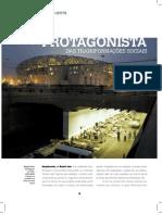 1º Artigo - Protagonista das Trasformações Sociais – Edição 29 – Ano 2009