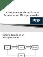 2 - Componentes de Un Sistema