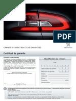 CARNET D ENTRETIEN ET DE GARANTIES (2)