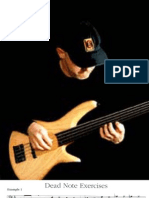 Bass Method - Gary Willis - Progressive Bassics