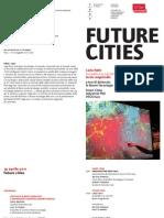 Lectio magistralis di Carlo Ratti su Future Cities